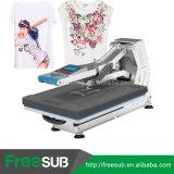 Máquina abierta automática de la prensa del calor de la camiseta 2015, máquina del traspaso térmico del diseño de Digitaces