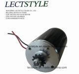 motor reclinado de la bici de 800-1500rpm 100W 12V