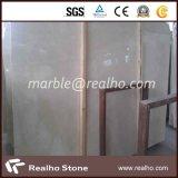 Qualitäts-Poliersonnenschein-Sahne-beige Marmorplatte