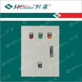 O gabinete de controle da pressão diferencial/ATAC controla produtos