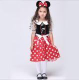 Principessa Costumes Clothing Kids Cosplay della ragazza dei mouse di certificazione del CE