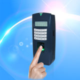 Het Toegangsbeheer van de vingerafdruk Met (de F-SLIMME) Opkomst van de Tijd