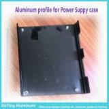 Het professionele Profiel van de Uitdrijving van het Aluminium met het Anodiseren en Silkscreen voor de Doos van de Veiligheid