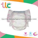 La meilleures couche-culotte/couche remplaçables faciles de vente de coton pour le bébé