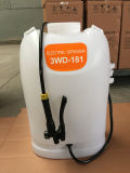 Nieuwe Model 16L Highquality Knapsack Electric Battery Sprayer met Ce 3wd-181