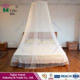 長続きがする殺虫剤のダブル・ベッドのための標準的な円の蚊帳