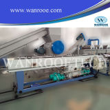 Machine d'extrudeuse de double pipe de PVC