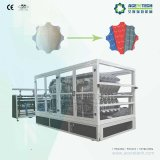 1050mm PVC + Asa Glazed Tile Production Machine