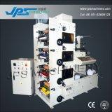 Jps320-4c 짠것이 아닌 직물 Flexographic 인쇄 기계