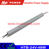 24-72W 24V LEDの電源の超薄い変圧器ドライバー(HTB)