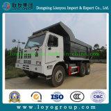 HOWO 371HP 70tons 광업 팁 주는 사람 트럭
