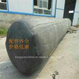 Molde inflable de goma de la base para el encofrado del puente y del túnel