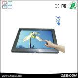 """Monitor industrial del LCD de la pantalla táctil de la pantalla del quiosco 15 """""""