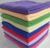 Essuie-main extrafin de fibre, tissu de nettoyage de soin de véhicule