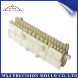 Peça plástica eletrônica da modelação por injeção de conetor elétrico