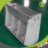 Côté simple de câble d'alimentation du porc Sst304 445*185*325mm utilisés dans la caisse de cochonnée