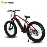 [أمس-تد-08] 26 بوصة [500و] ثلج سمين درّاجة كهربائيّة