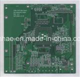 2 PCB van het Koper van Hal van de laag Fr4 dubbel-Zij