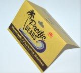 Qualitäts-glattes Kunstdruckpapier, das FlugblattA4 promo-Blättchen bekanntmacht