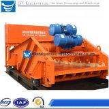 De grote Machine van het Trillende Scherm van de Capaciteit voor Afval, Zand, Mineraal Proces
