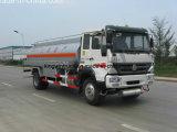 Brand Sinotrukの金王子の燃料タンクのトラック