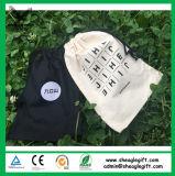 Kundenspezifischer Firmenzeichen-Drucken-kleiner Minisegeltuch-Reißverschluss-Beutel