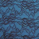 Tela elástica do laço do Crochet da forma de Thich