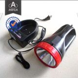 Nachfüllbare Taschenlampe der Polizei-Leistungs-LED