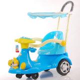 おもちゃ車の卸売の中国の子供の振動車の屋外の乗車