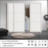 Garde-robe en bois avec la porte coulissante (ZH5074)