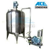 бак санитарной нержавеющей стали 600litres смешивая с вачуумным насосом (ACE-JBG-0.6)
