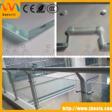 Tempered/Laminated Customized Architectural Porch Handrail Fence Glass Project