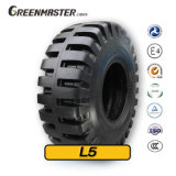 Neumático 21.00-35 24.00-35 del diagonal OTR del modelo E4