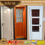 Portes de salle de bains en aluminium décoratives à nouveau prix avec un bon prix