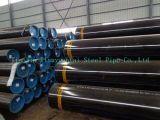 API 5L/ASTM de Pijp van het Staal A106/A53/Buis, de Pijp van het Staal ERW/Buis, API 5L de Pijp van de Lijn/Buis