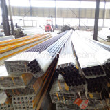 Profil en aluminium fait sur commande d'extrusion