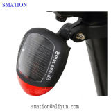 Nachladbares LEDCREE Schleife-Taschenlampen-Fahrrad-Solarfahrrad-hinteres Licht