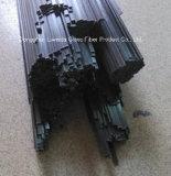 Folha da fibra do carbono/tira resistente à corrosão/barra lisa com peso leve