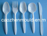 Mousse à injection jetable en plastique Fork / Spoon / Knife Mould