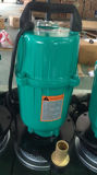 Bomba de agua sumergible eléctrica de Qdx 0.37kw/0.55kw/0.75kw