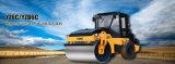 Compactor Junma Vibratory Compactor плиты барабанчика 6 тонн одиночный (YZ6C)