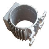 Bastidor de aluminio de Sandy de la caja de la máquina del motor