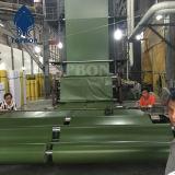 Tela incatramata del PVC di alta qualità per il coperchio Tb017 del camion