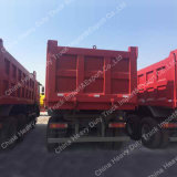 6X4 Sino 트럭 HOWO 290 쓰레기꾼 화물 자동차|팁 주는 사람|덤프 트럭