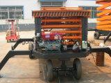 Nacelle automotrice Diesel Engine Scissor Lift