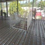 Disegno ed installazione prefabbricati strutturali d'acciaio chiari della costruzione del magazzino