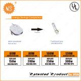 jogos de retrofit do diodo emissor de luz da recolocação E26 100W da lâmpada do lote de estacionamento 300W