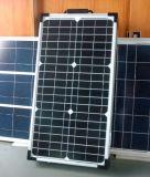 Складывая панель солнечных батарей 3*30W для располагаться лагерем
