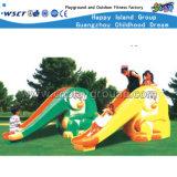 De plastic Dia van de Dia van de Jonge geitjes van het Stuk speelgoed Dierlijke Openlucht Plastic (M11-09808)