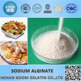 乳化剤に使用する良質ナトリウムのアルジネート